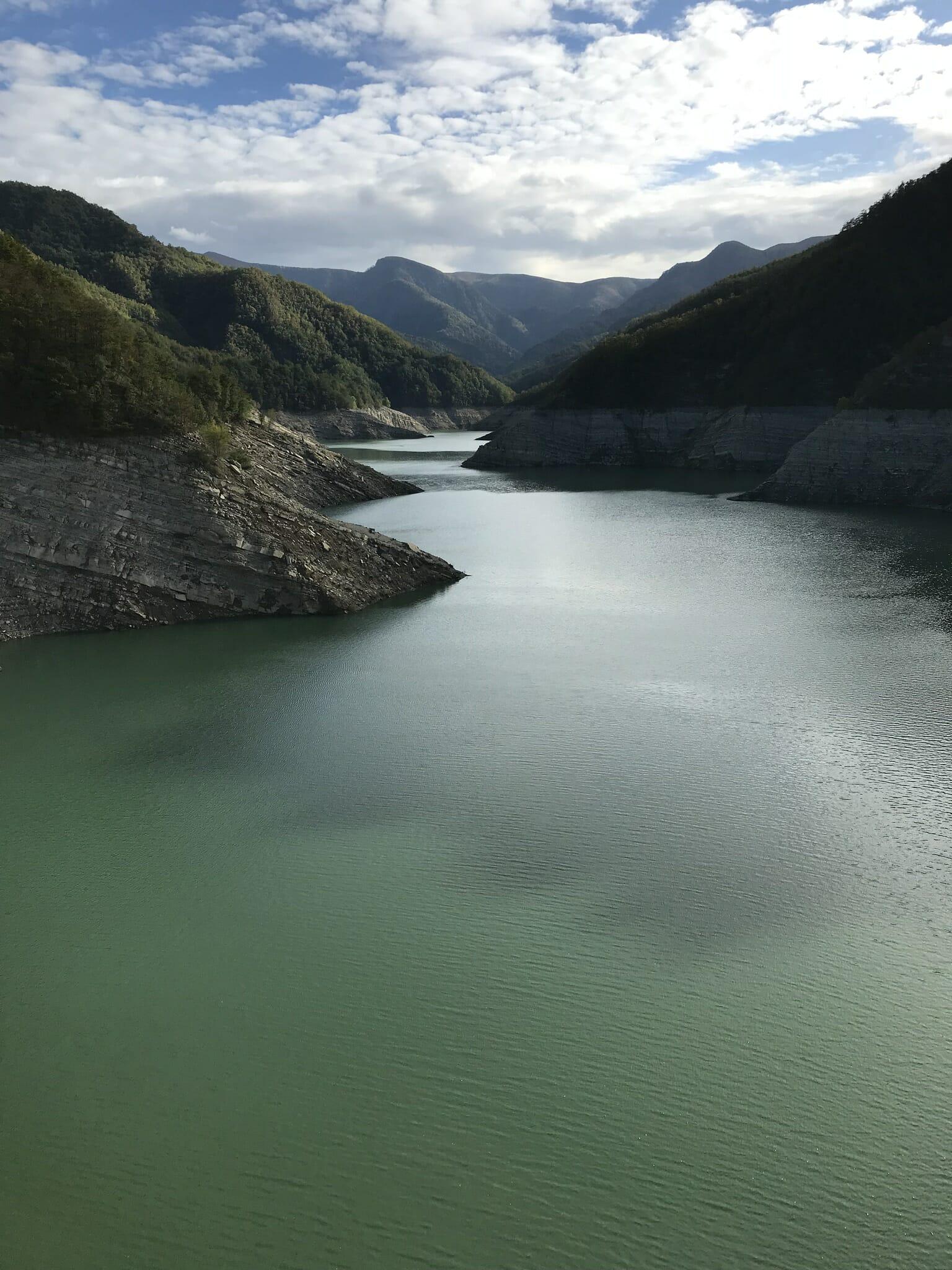 La grande riserva d'acqua della Romagna