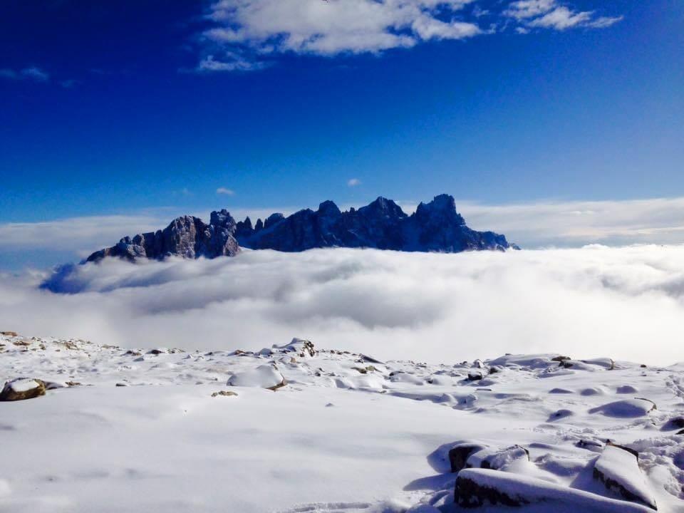 Pale... dentro la nuvola