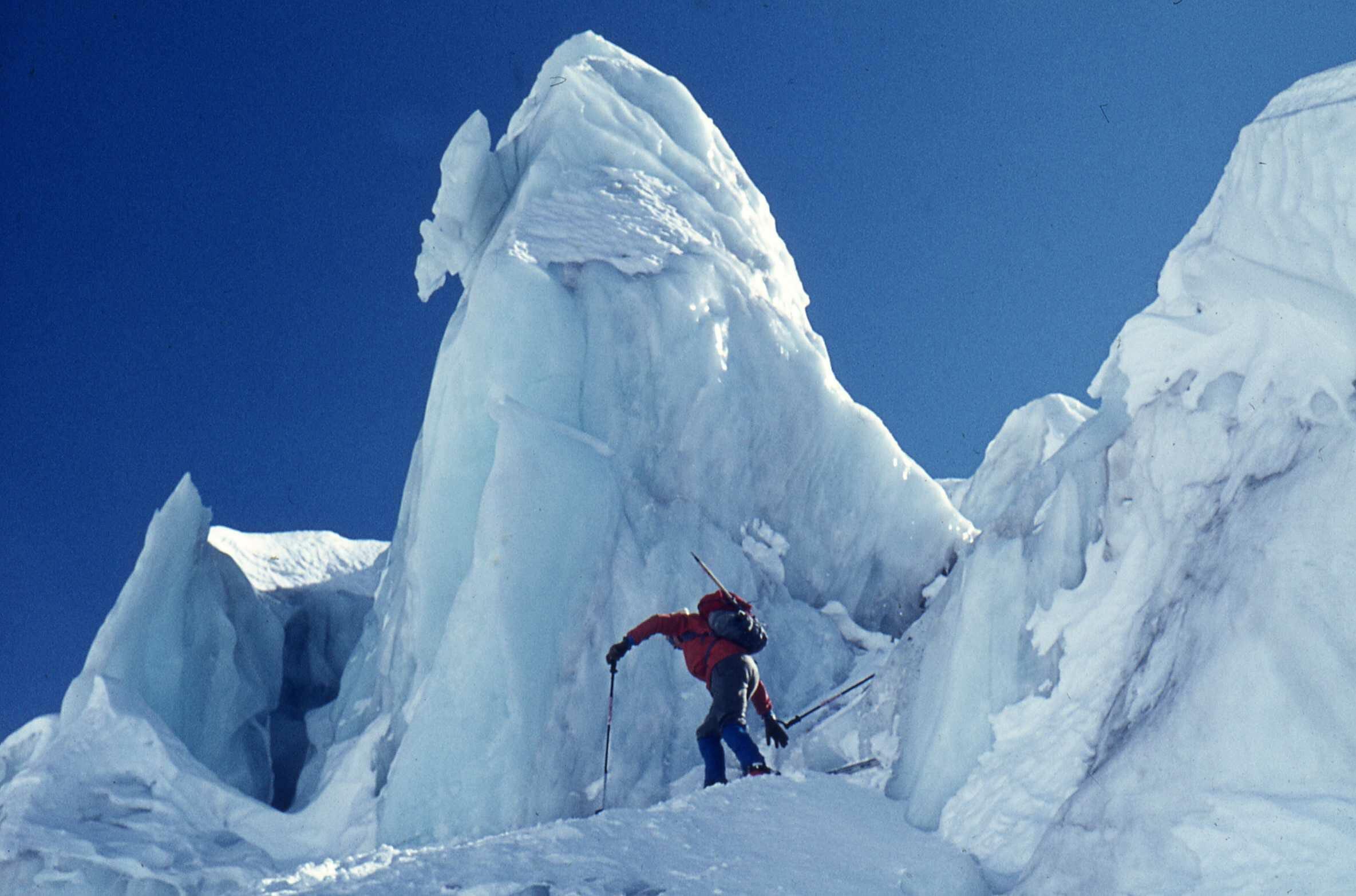 Mer de glace verso Chamonix