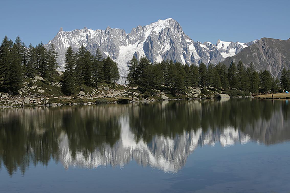 Lago d'Arpry (AO)